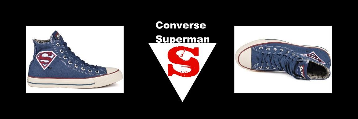 Converse Superman