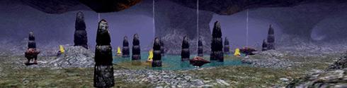 Grotte de Yughott