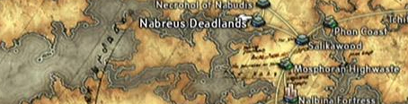 Région de Nabradia
