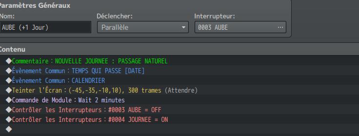 Système Craft / Calendrier EvCom3_Aube1
