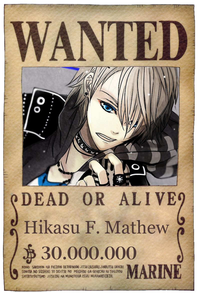 Les Kichigai Akuma WanteddeMathew2