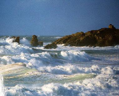 photo de mer