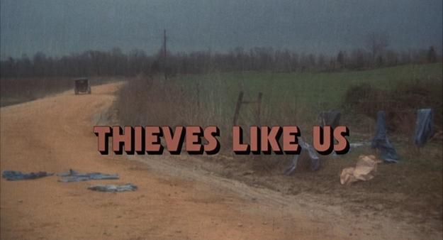 Nous sommes tous des voleurs - générique