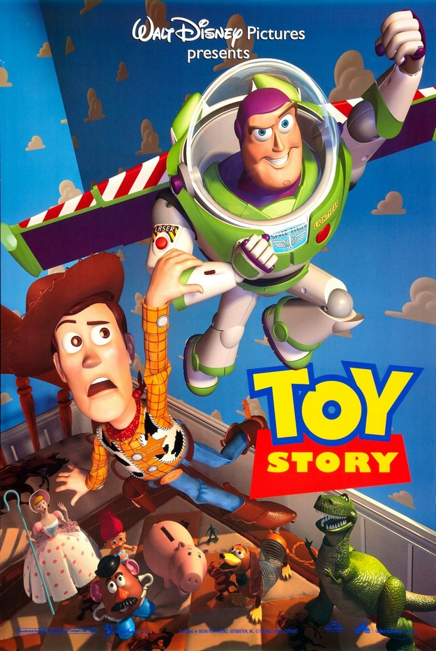 Toy Story - affiche