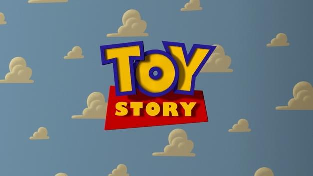 Toy Story - générique