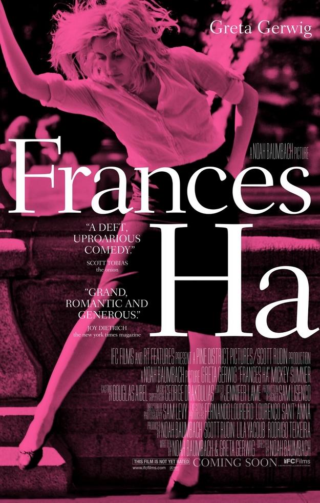 Frances Ha - affiche