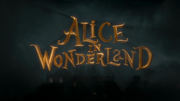 Alice au pays des merveilles - générique