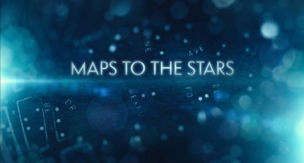Maps to the Stars - générique