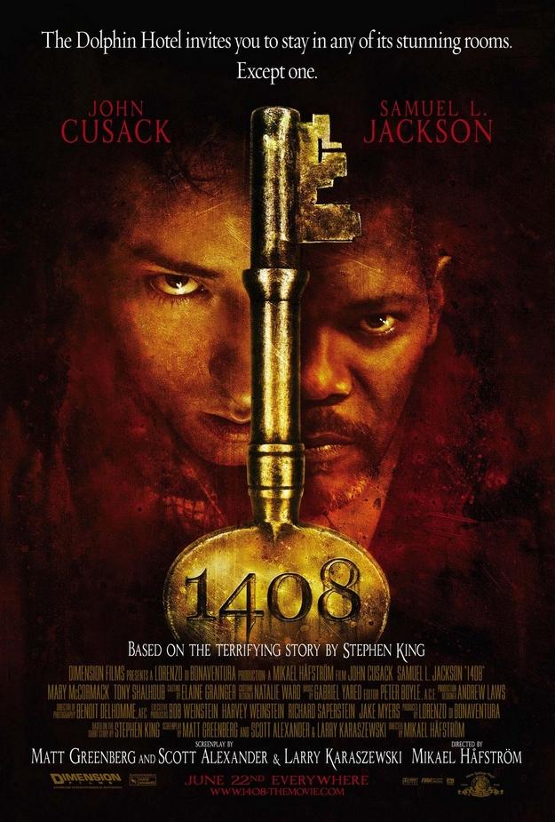 Chambre 1408 - affiche