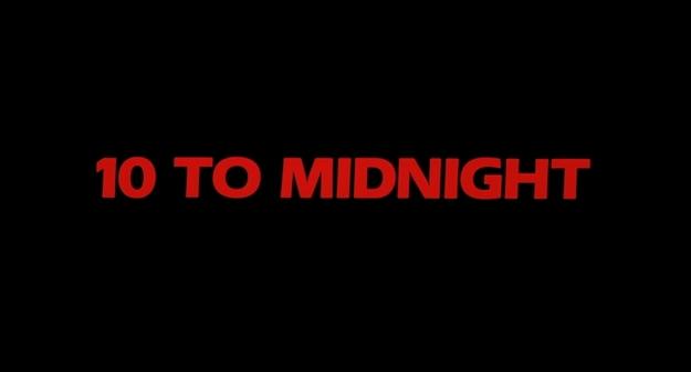 Le justicier de minuit - générique