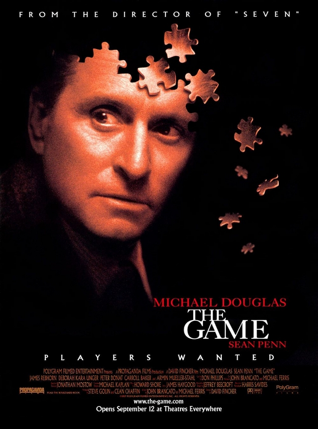 The Game - affiche