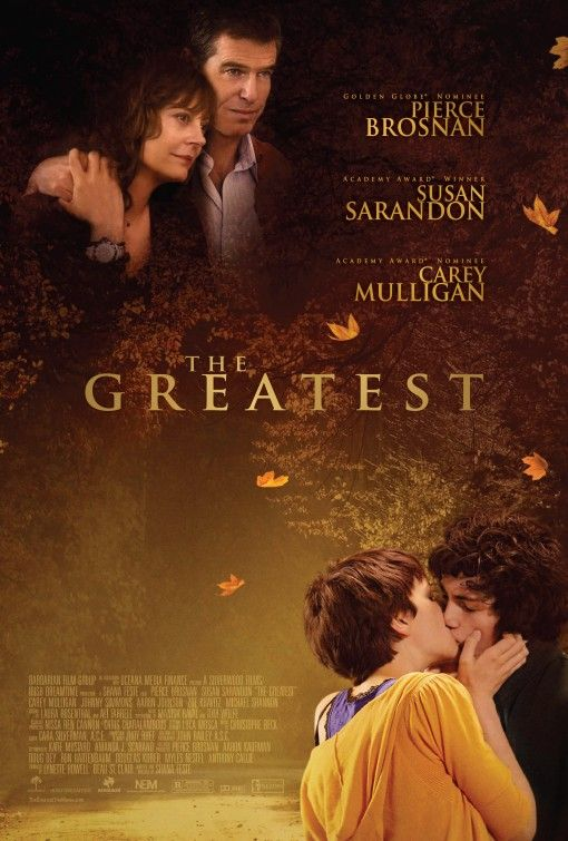 The Greatest - affiche
