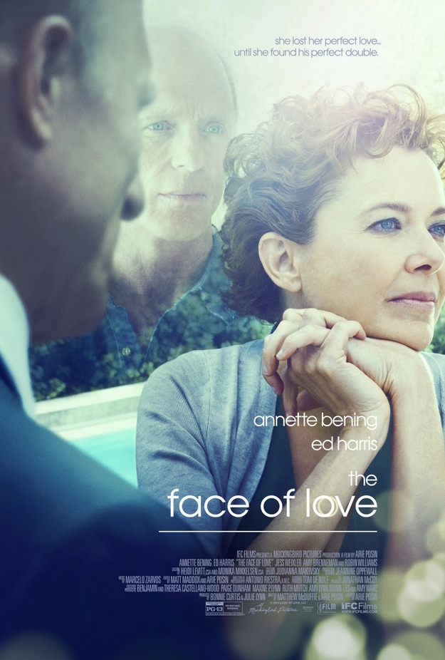 The Face of Love - affiche