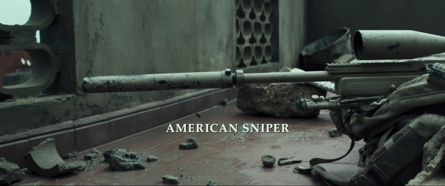 American Sniper - générique