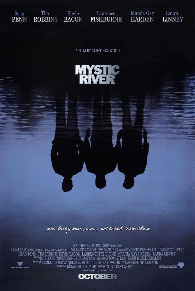 Mystic River - affiche