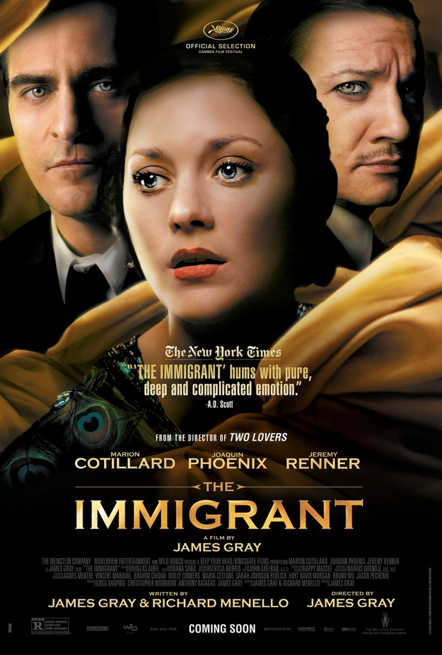 The Immigrant - affiche