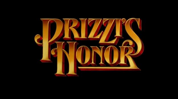 honneur des Prizzi - générique