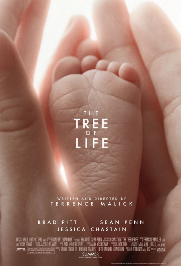 The Tree of Life - affiche