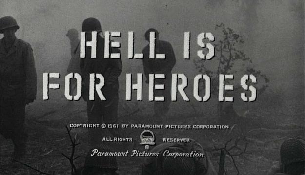 enfer est pour les héros - générique