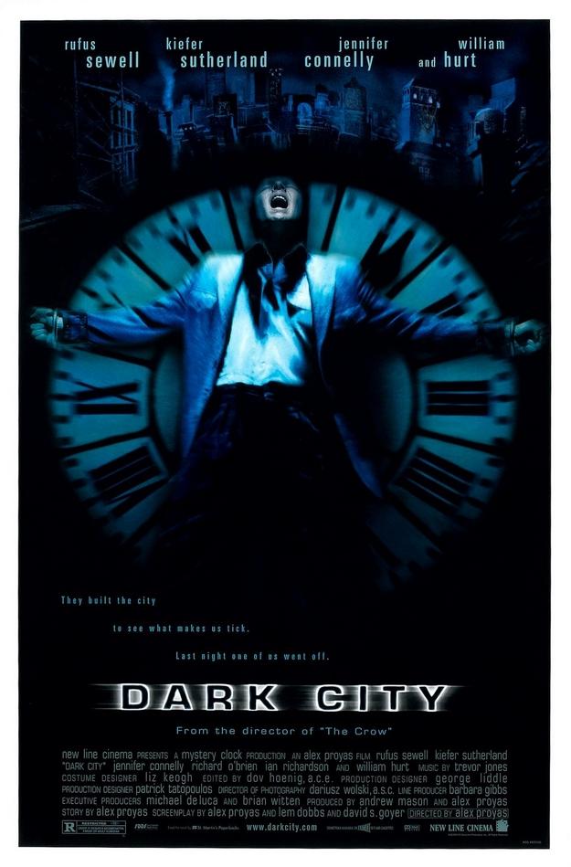 Dark City - affiche