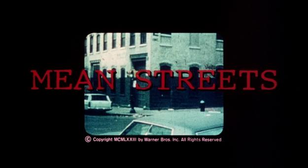 Mean Streets - générique