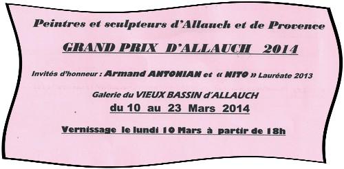 exposition Peintres et Sculpteurs d'Allauch et de Provence - Tamara Ribes