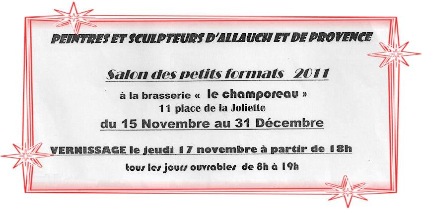 Peintres et sculpteurs d'Allauch et de Provence