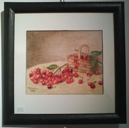 Les cerises