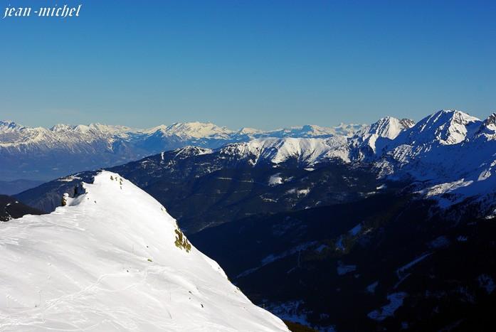 Belledonne dans Montagne