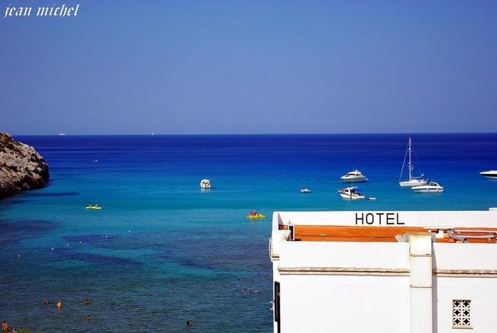 Espagne dans Mer