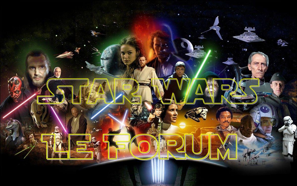 Starwars le forum