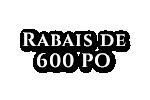 Loterie de janvier Rab600