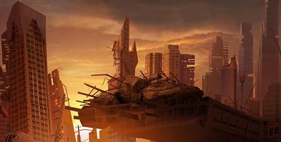 Ruine du monde