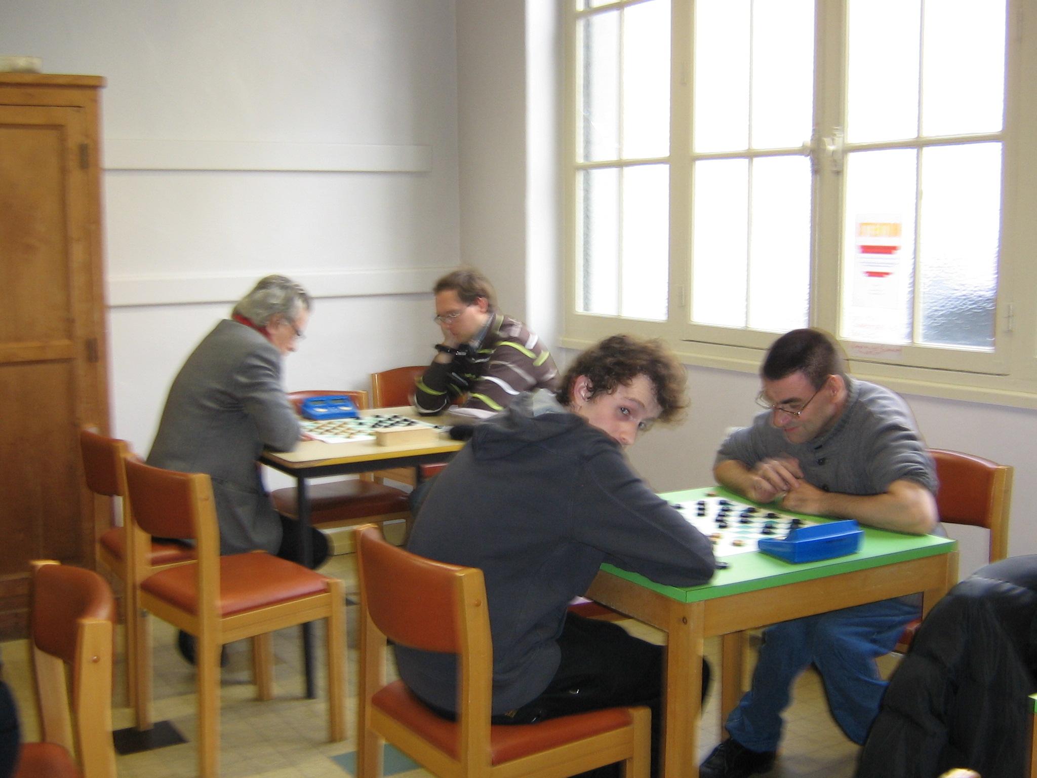 Franck;Patrick;Charles; Gregory