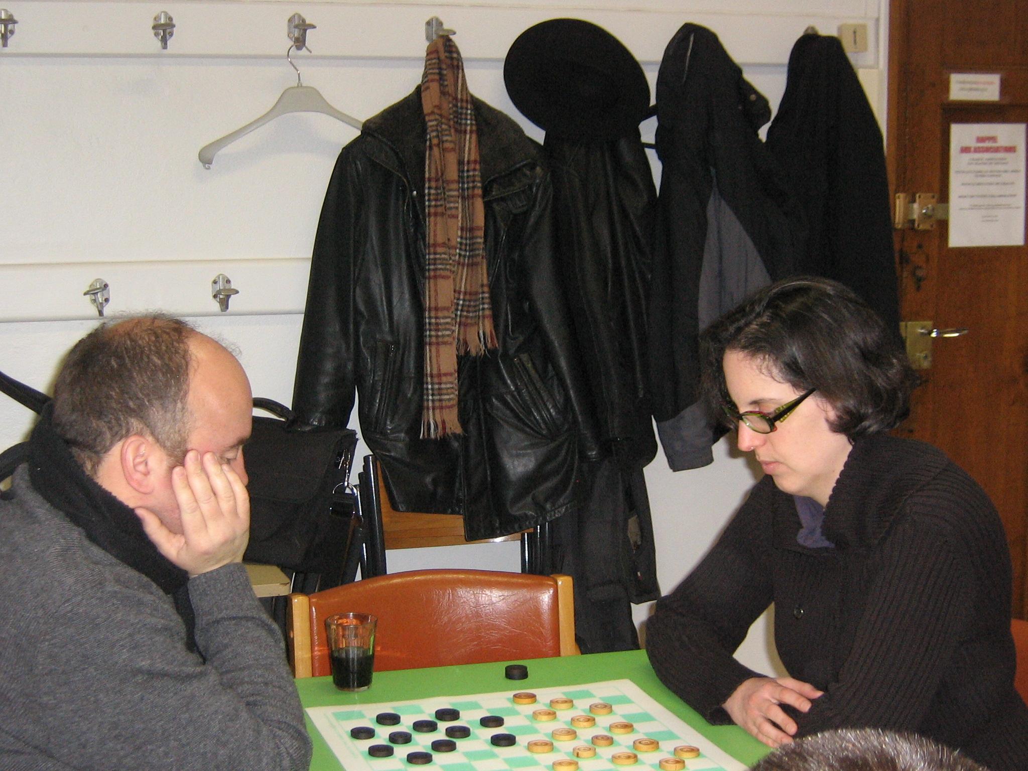 David Clain contre Nadine Peyrard