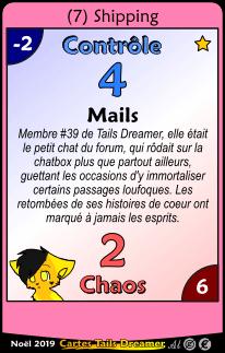 Le cALendrier de l'Avent - Cartes à collectionner TD - Page 24 K7