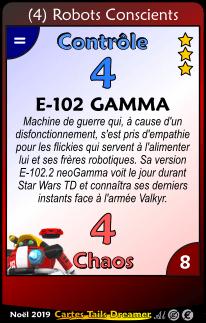 Collection des Cartes TD Q4