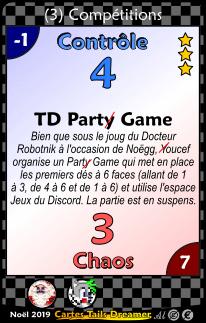 Le cALendrier de l'Avent - Cartes à collectionner TD - Page 24 X3