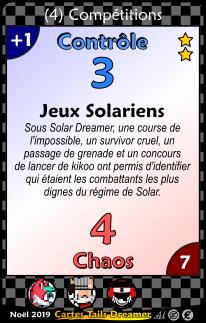 Collection des Cartes TD X4