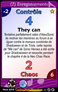 Collection des Cartes TD Y7