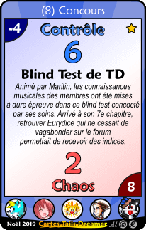 Collection des Cartes TD Z8