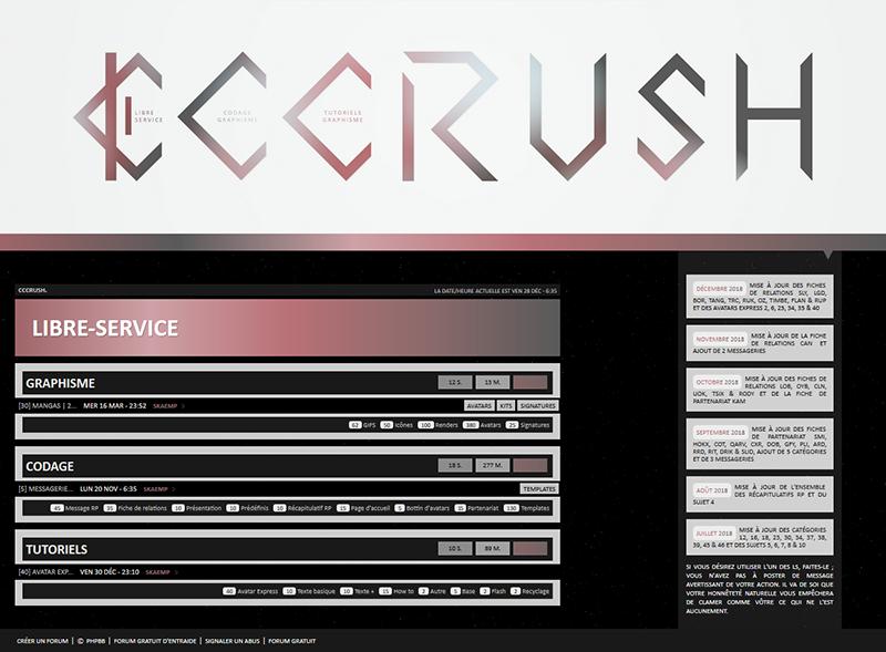CCCrush VizCCC40