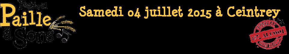 Festival Paille à sons 2015