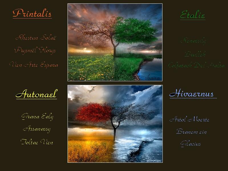 Le calendrier Calendrier
