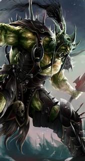 Peuples des montagnes Orc