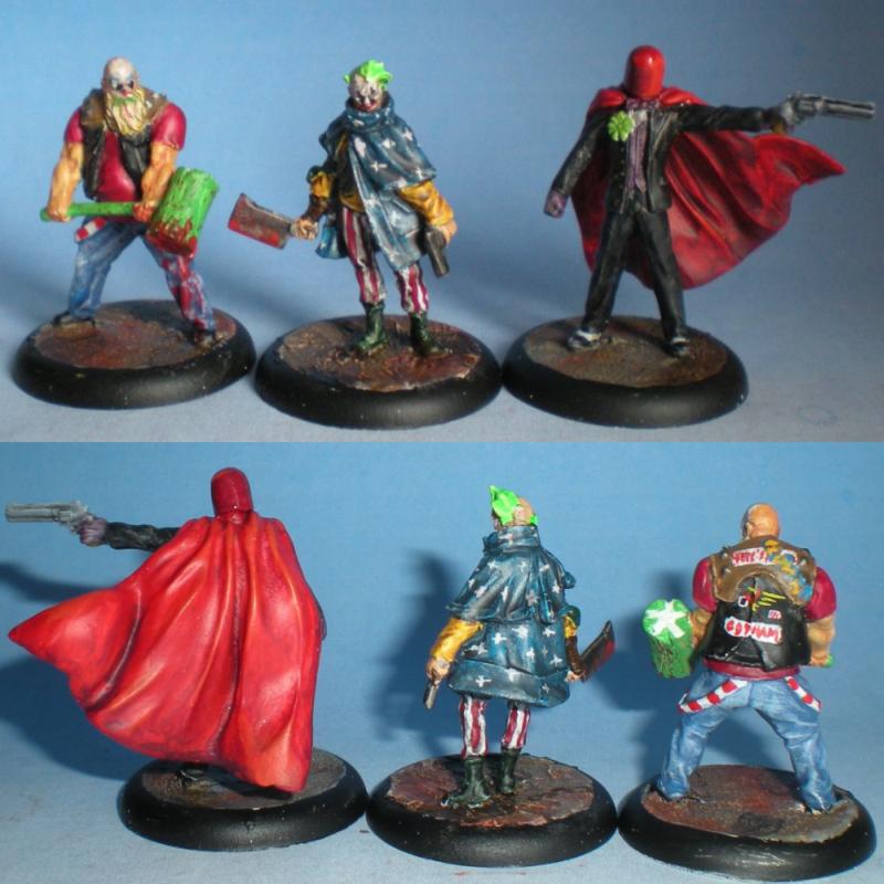 [CDA] Joker Origins Trio2