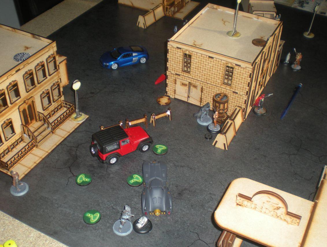 [CR v2] Batman vs Crime Organisé (Red Hood) 350pts DSCN5629
