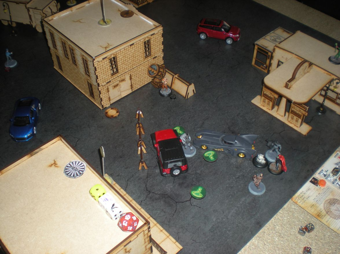 [CR v2] Batman vs Crime Organisé (Red Hood) 350pts DSCN5633