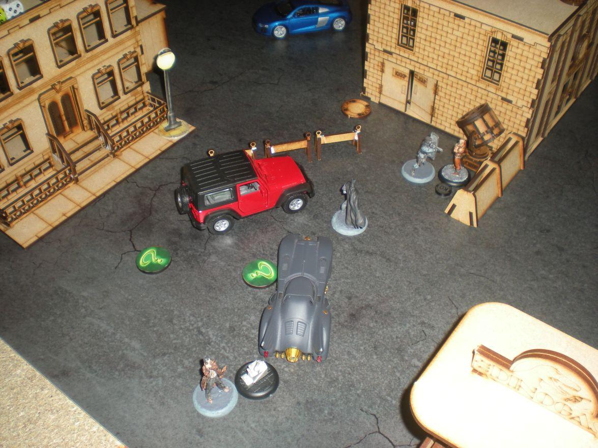 [CR v2] Batman vs Crime Organisé (Red Hood) 350pts DSCN5635