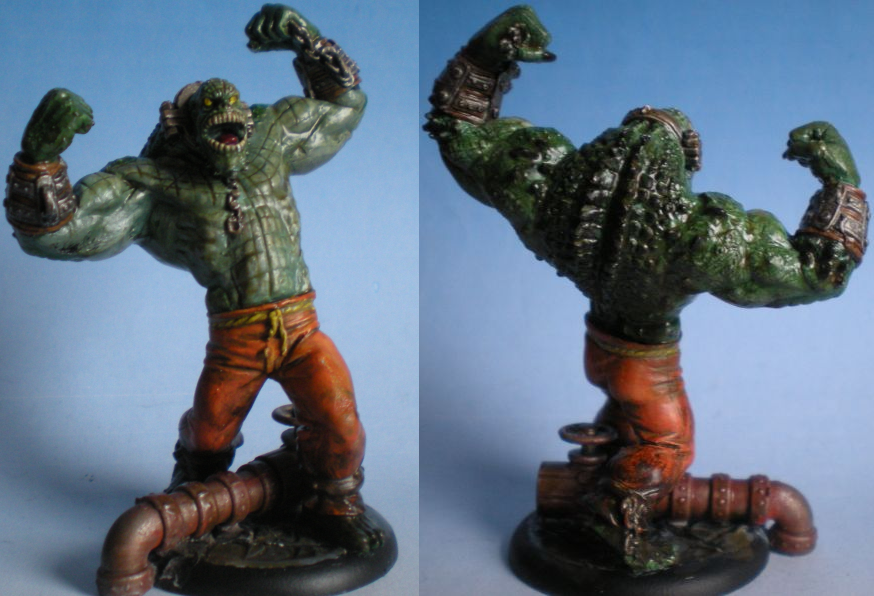 [Arkham City] Doucement mais surement ... - Page 7 Killer_Croc